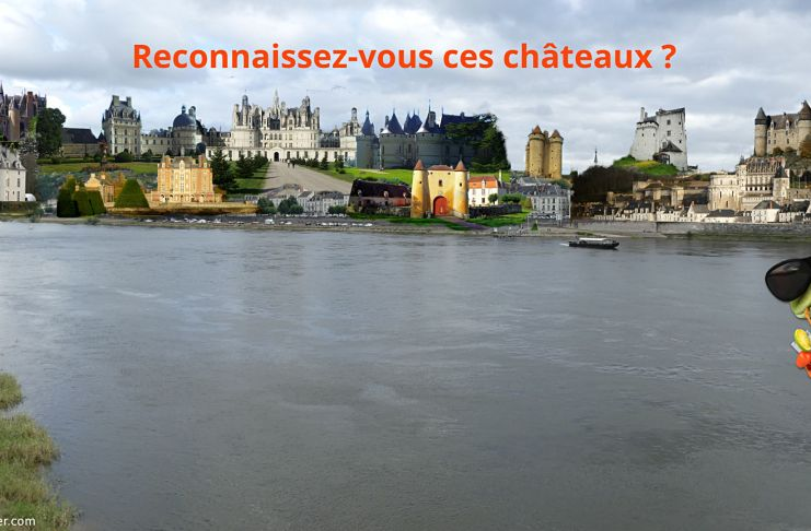 Quels Chteaux De La Loire Se Visitent Carte De116 Ouverts En