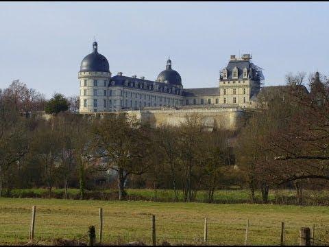 Circuit touristique autour de valençay et son château