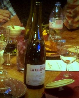 soirée dans les vignes de Touraine et vin de Loire LoireXplorer