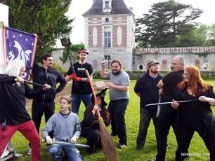 geek faeries au château de Selles sur Cher organisation du festival