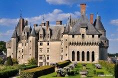 monument et châteaux de la Loire ouverts toute l'année: Langeais