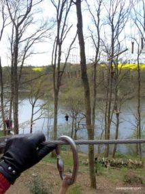 Accrobranche en région centre parcours dans les arbre parc aventure attraction en Indre et Loire Loiret, Indre, Cher Eure et Loir