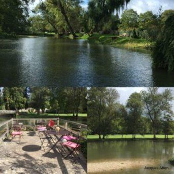 château de l'Islette près d'Azay le Rideau parc et jardin