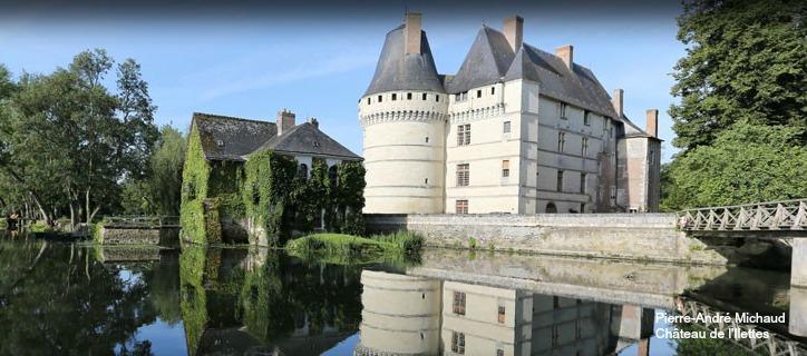 Château de l'Islette, le romantisme pur...