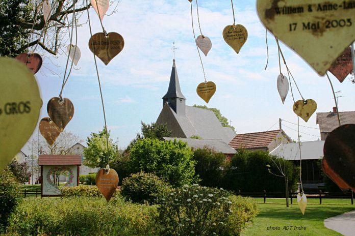 Saint Valentin le village des amoureux