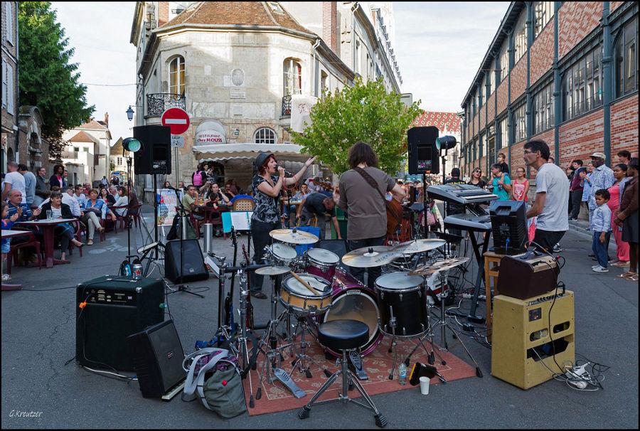 Programme de la Fête de la musique Tours insolite