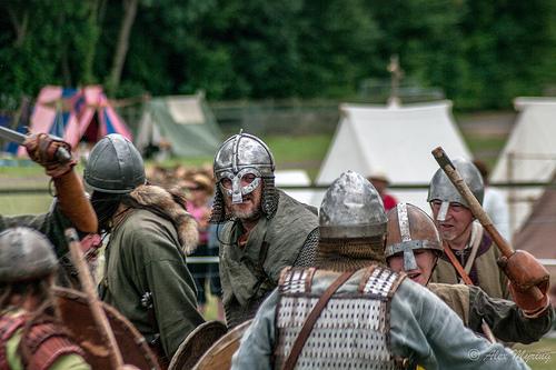 invasions vikings sur la Loire