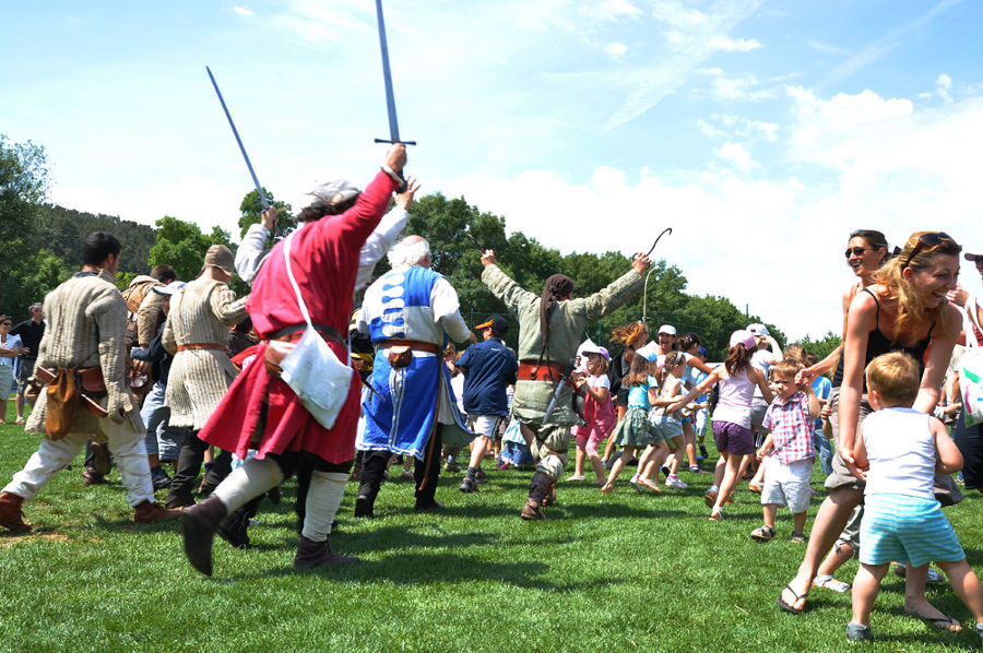 Camp médiéval, comment revivre le Moyen Âge