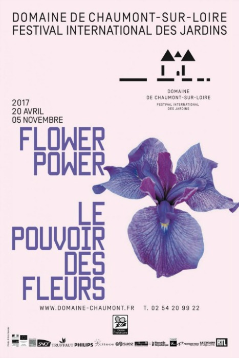 Flower Power et Paradis artificiels au Festival International des Jardins de Chaumont-sur-Loire