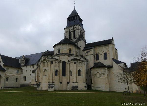 Richard Coeur de Lion à l'Abbaye de Fontevraud
