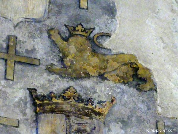 blason Richard Cœur de Lion