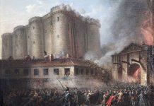 Fête nationale prise de la bastille 14 juillet 1789
