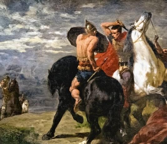 Pourquoi Vercingétorix a perdu la bataille d'Alésia Cavalier gaulois