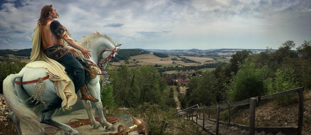 Comment la bataille d'Alésia trouve son origine en Val de Loire