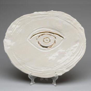 Ocular Plate - Lois Sattler