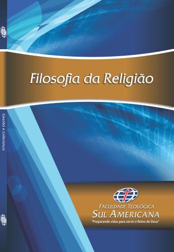 Filosofia da Religião (Matriz nova)