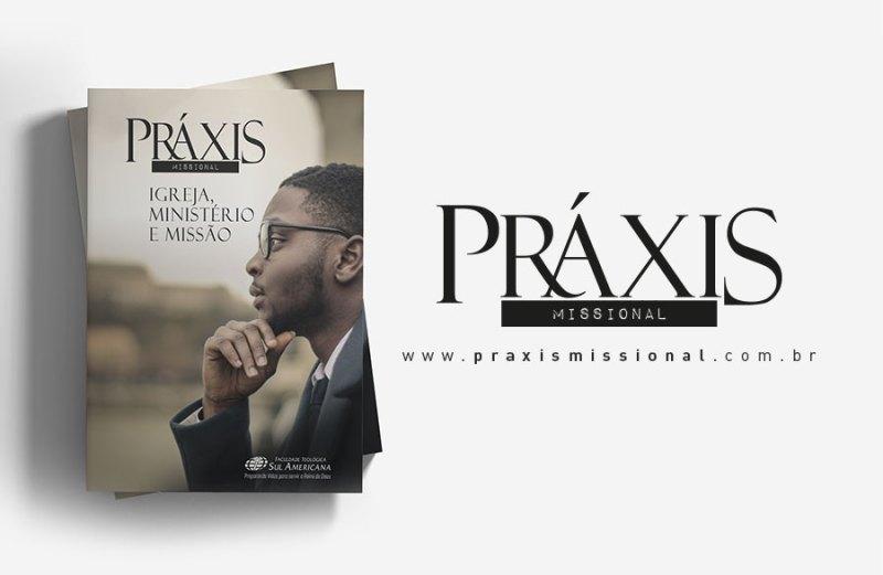 Lançamento da Revista Práxis Missional