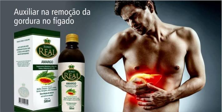 SUMO REAL AMARGO SUPLEMENTO MELÃO SC FR 500 ML