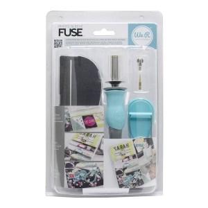 Seladora Manual de Plástico Fuse 110v We R - Kit Completo