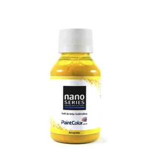 Tinta Sublimatica Amarela Nano Series 100mL