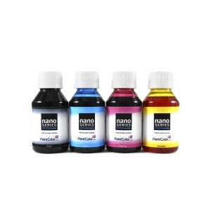 Tinta Corante Nano Series 400mL - Kit com 4 Cores de 100mL
