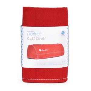 Capa de Proteção Silhouette Portrait - Vermelha