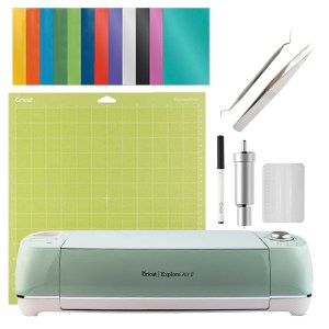 Plotter Recorte Cricut Explorer Air 2 + Kit Vinil