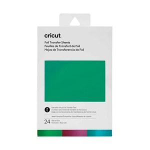 Foil Transfer Folhas Cricut - Joia