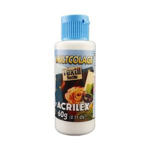 Multcolage Têxtil 60grs - Acrilex