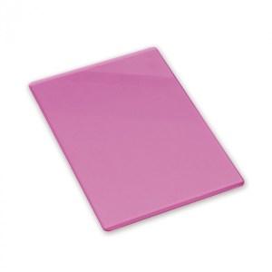 Base acrílica Sizzix 1 peça lilás