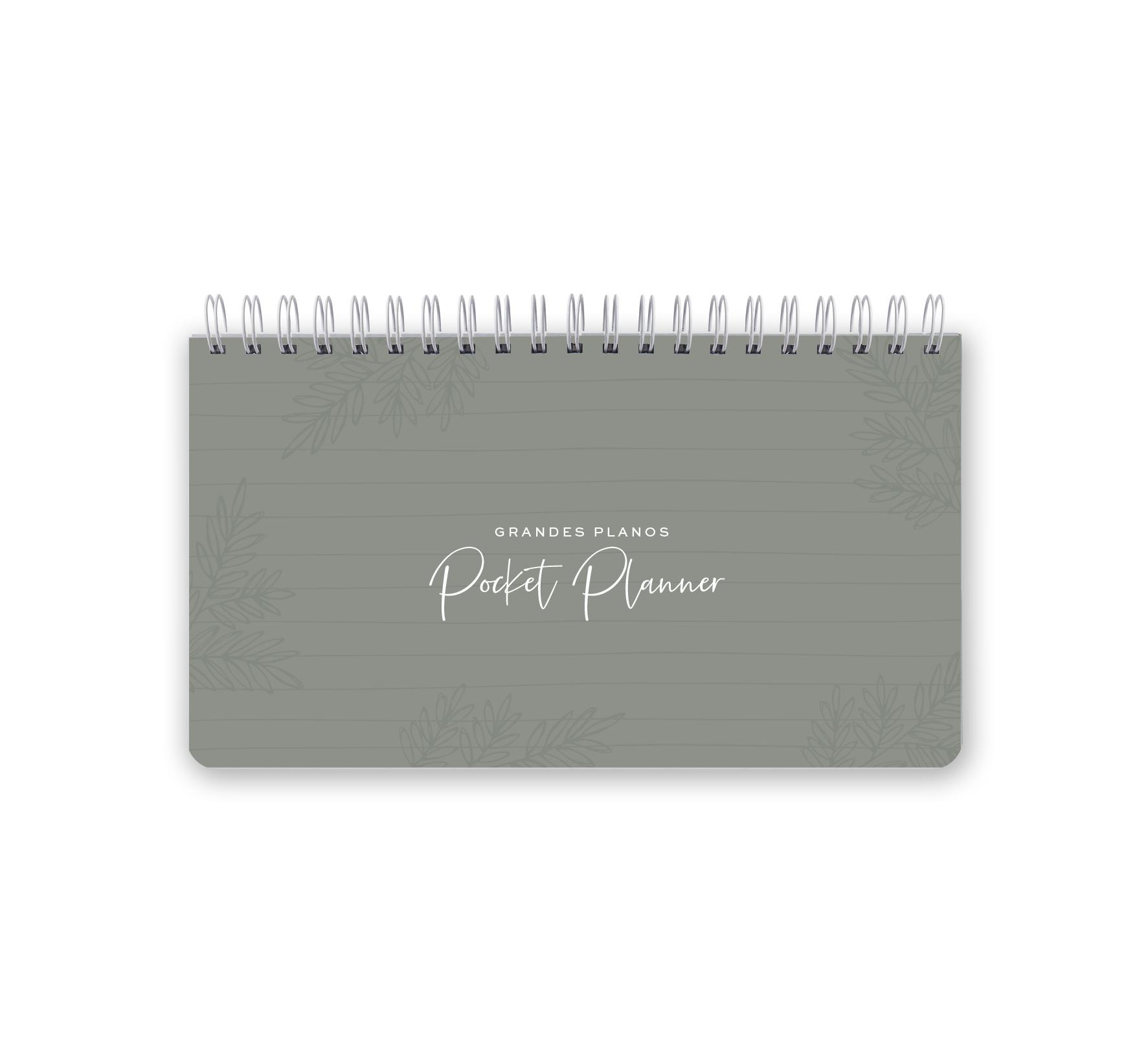 Pocket Planner | Studio Luze