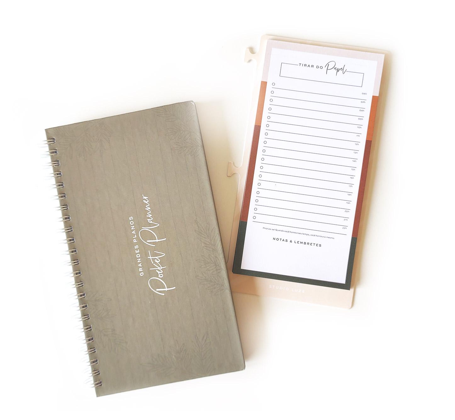 Kit Pocket Lista | Oliva | Studio Luze