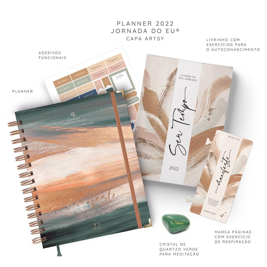 Planner 2022 Jornada do Eu® | Studio Luze