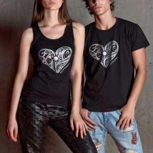 Portugal Heart T-shirt