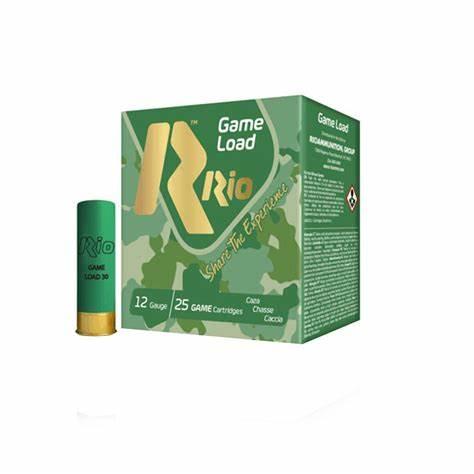 Caixa Cartuchos Rio 10 30 g