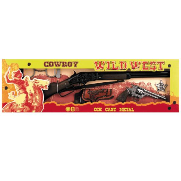 Cowboy-Set-Revolver-&-Rifle-12-Shots_lojaamster