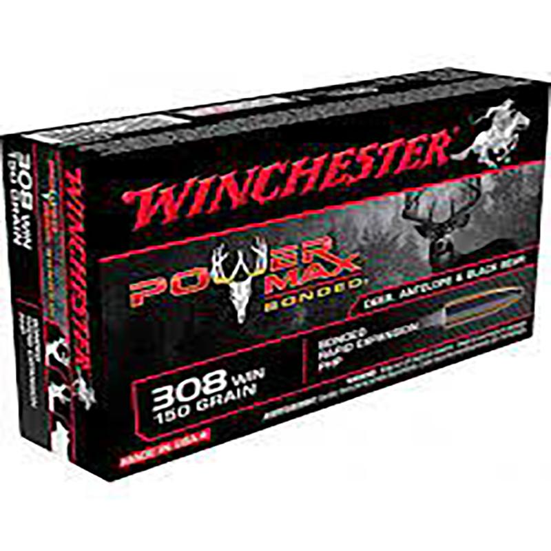 Mun. Winchester 30-30 Spr.150gr Power Max_lojaamster