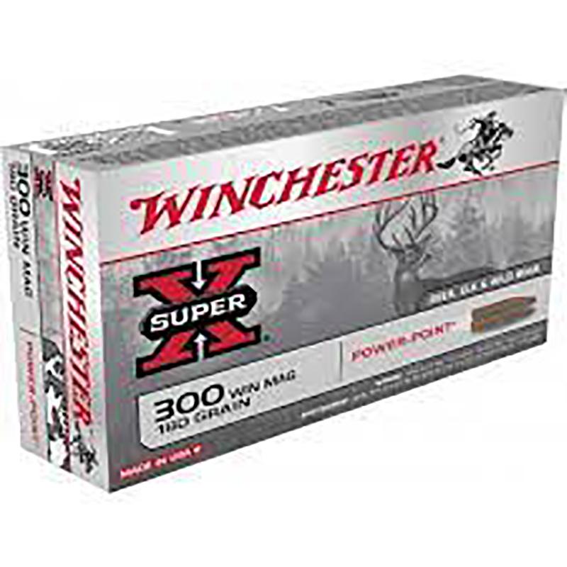 Mun. Winchester 300 WM 150gr PP_lojaamster