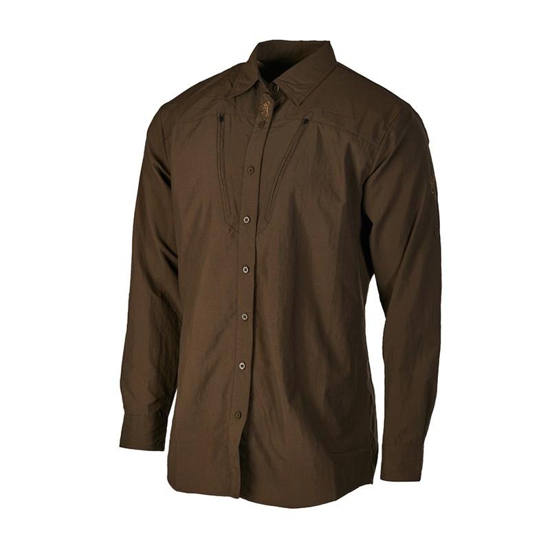 Camisa Browning Savanah Verde