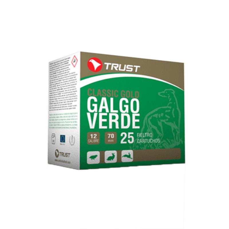 Cartucho Trust Galgo Verde 32 Gr