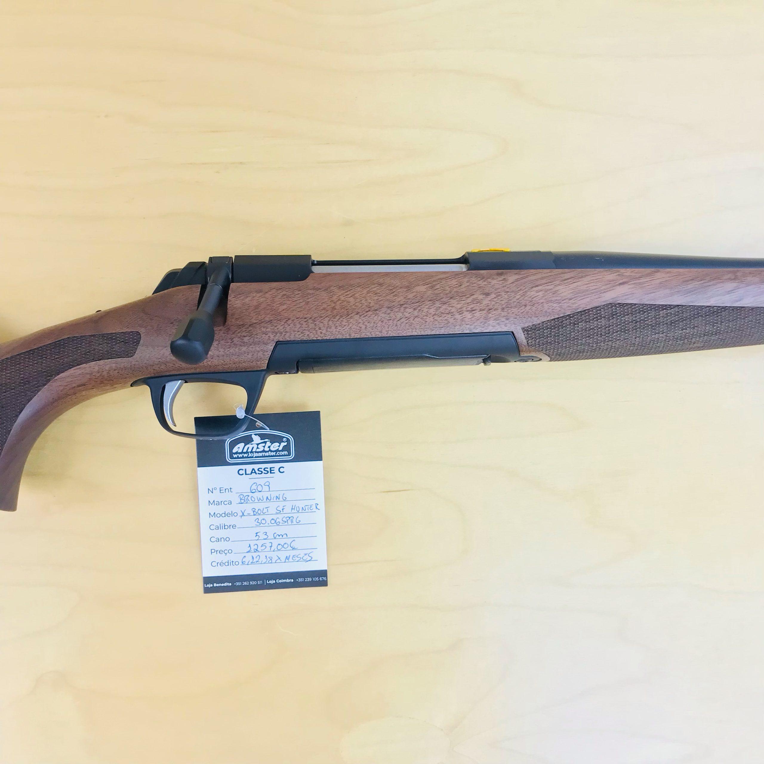 Browning X-BOLT SF Hunter 30.06