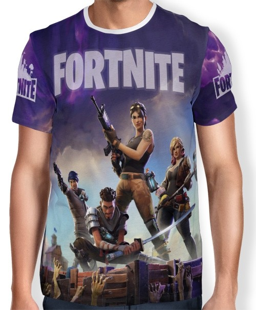 Comprar Camisa FULL Print Fortnite