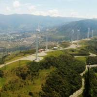 Parque eólico Loja