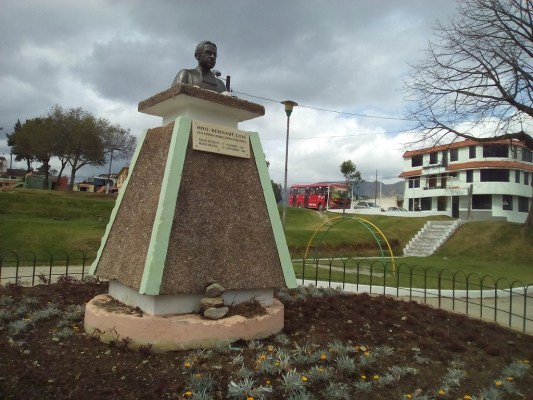 Parque Infantil Bernabé Luis