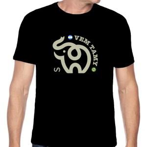 Camiseta Vem Tamy
