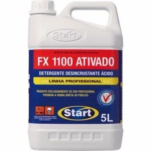 FX1100 Detergente Ativado