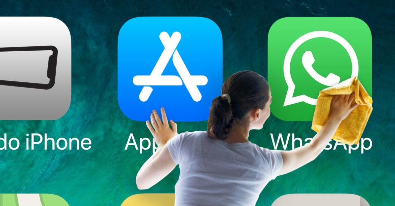 Limpando dados do whatsapp para liberar espaço no iPhone