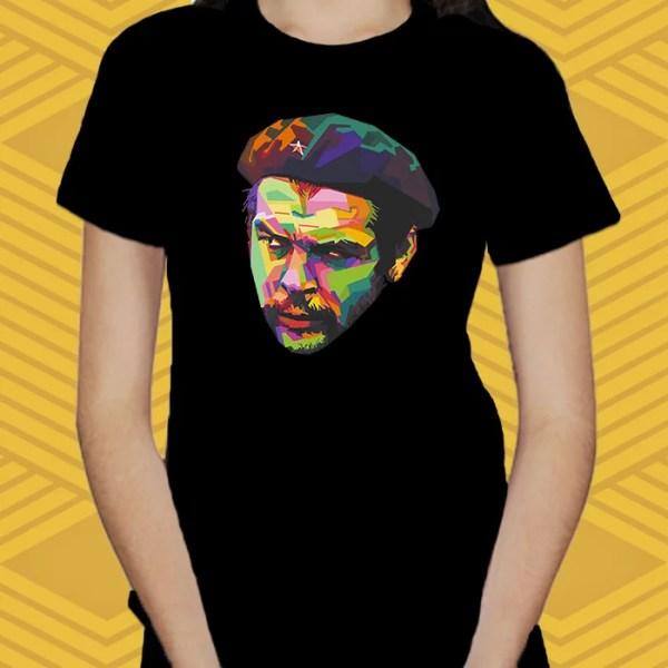 Camiseta Che Guevara Baby Lookk