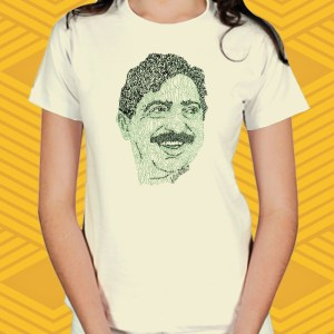 Camiseta Chico Mendes Baby Look