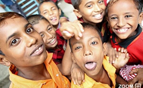 漫画を読んで、バングラデシュの子どもたちの教育支援ができる!